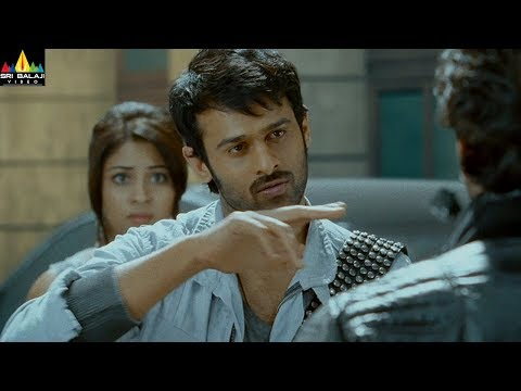 Mirchi Movie Prabhas Intro Fight Scene | Koratala Siva, Richa | Sri Balaji Video