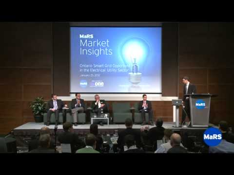 Ontario Smart Grid Opportunities in the Electrical Utility Sector - MaRS Market Insights