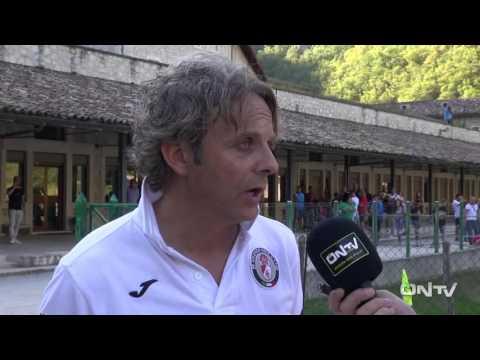 ONTV: Alessandro Cavalli post Ternana-Atletico Orte