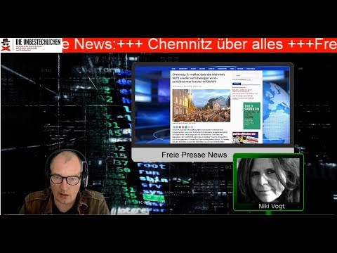 Freie Presse News: Chemnitz über alles