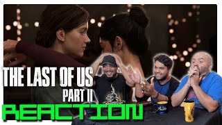 E3 2018 The Last Of Us Part II GAMEPLAY Reveal Trailer  | REACTION