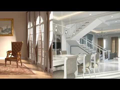 Maison Decoration Interieur Moderne Villas Youtube