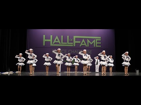 """Hall Of Fame 2018 Dancin On Broadway Tap """"In The Navy"""""""