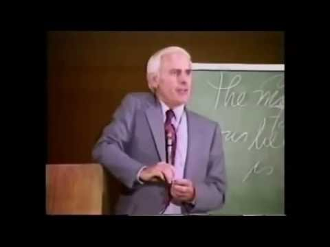 Jim Rohn | Learn These Skills or Live a Mediocre Life  Full Seminar From 1981 3