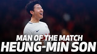 SONNY'S DOUBLE! Man of the Match v AFC Bournemouth