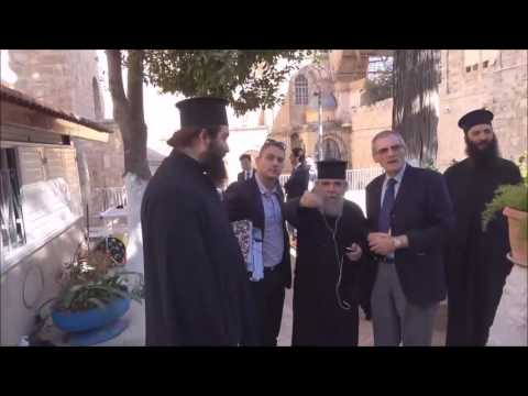 Orthodox Patriarchate of Jerusalem attacked, Jewish Extremists desecrate Theotokos's Tomb