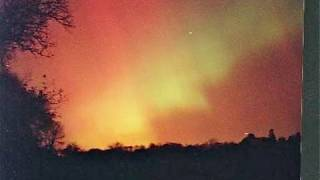 Northern Lights (Aurora Borealis) Flashing Bursting Rays Cur