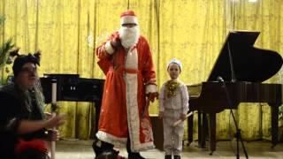 музыкальный дед Мороз