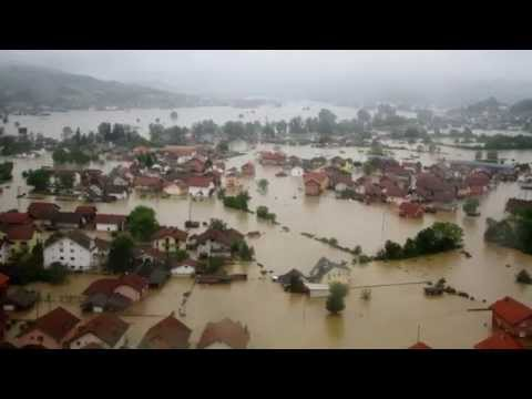 UNHRD: Rapid Response to Flooding in the Balkans