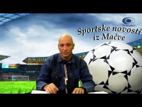 Sportske novosti iz Mačve-Radio Nešvil 24.10.2016.