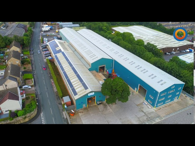 Byworth Boilers Factory Drone 2020