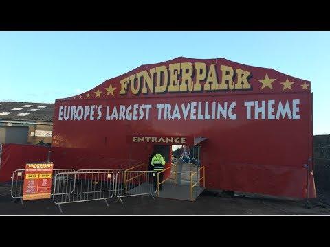 Funderpark Stoke On Trent Vlog February 2018