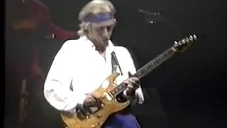 [50 fps] Planet of New Orleans — Dire Straits — 1991 — Brussels LIVE [incredible version!!!]