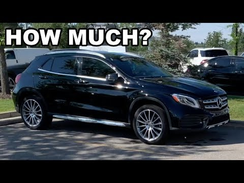 New 2019 Mercedes-Benz GLA Cary For-Sale, NC #Z910294 - YouTube