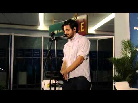 The incredible solo performance by Sameer Gadhia at NAMM - 2013-01-25