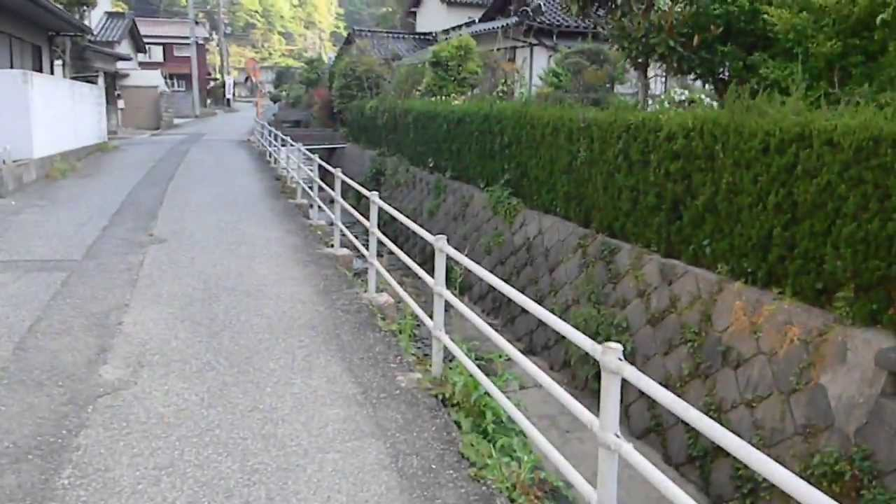 My rural neighborhood in Japan - the walking tour