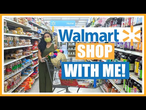 Walmart Shop With Me!