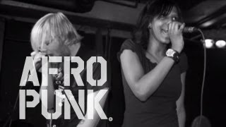 """AFROPUNK: The Movie Soundtrack - The Chimpan A to Chimpan Z """" If I Can"""