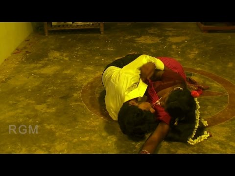 Indian Tamil Aunty First Night Romantic Video Song thumbnail