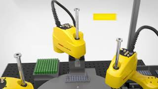 FANUC Expands Line of High-Performance SCARA Robots