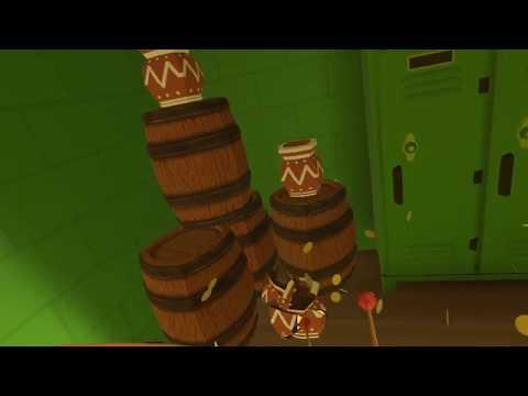Rec Room Crimson Cauldron Solo S Rank, Killed Everything