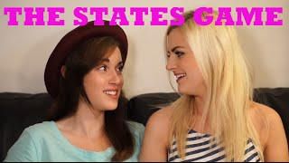 THE STATES GAME!  (Rose & Rosie) Subtitulado en ESPAÑOL