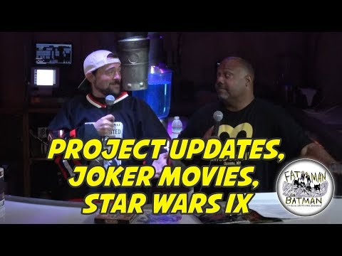 Project Updates, Joker Movies, Star Wars IX