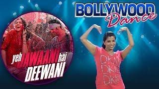 Balam Pichkari || Full Song Dance Steps || Yeh Jawaani Hai Deewani