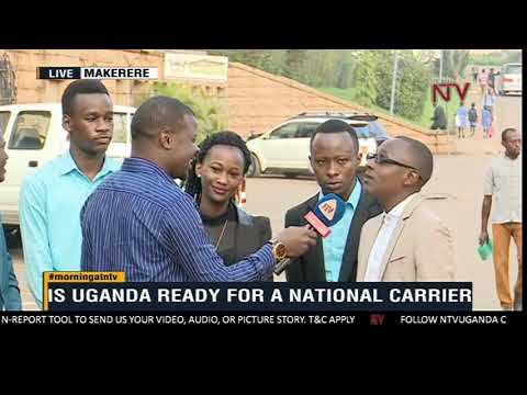 ON THE GROUND: Is Uganda ready for a national carrier?