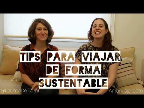 Consejos para viajar de forma sustentable