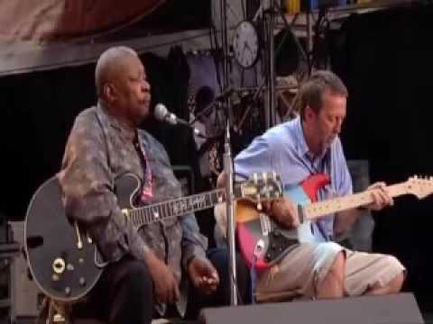 B.B. King & Eric Clapton - Rock Me Baby - Dimitris Lesini Greece