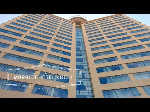 Marriot Kochi - Luxury Bussiness Hotel