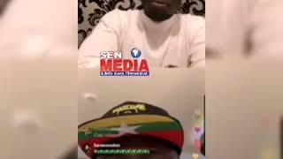 Mbaye Diagne dafa saga en direct sur Instagram