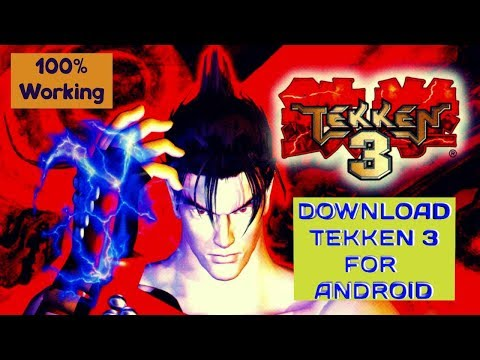 Download tekken 3 for android 2019 | 1000000% working With