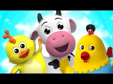Nursery Rhymes & Songs for Children | Baby Song | Kids Songs