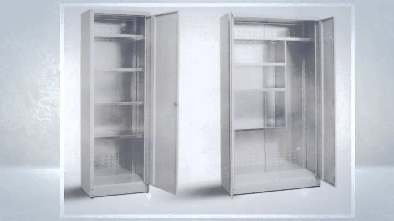 AMM Arredamenti Modulari  Armadi Metallici  YouTube