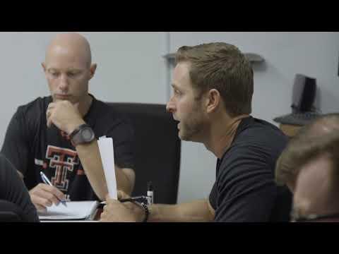 Texas Tech Football: Kliff Kingsbury Behind Fall Camp | 2018