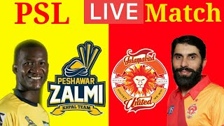 Final Match Peshawar Zalmi Vs Islamabad Untied   Watch Live 🔥