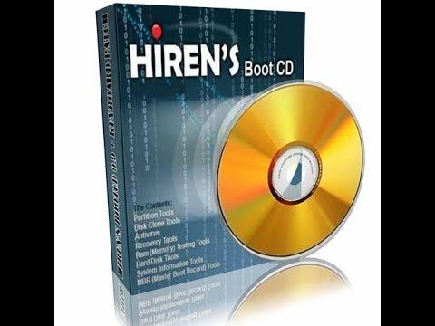 Cómo hacer un PenDrive USB Booteable con Hiren's Boot CD 15.2