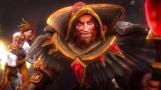 Heroes of the Storm — Гул'дан в Нексусе