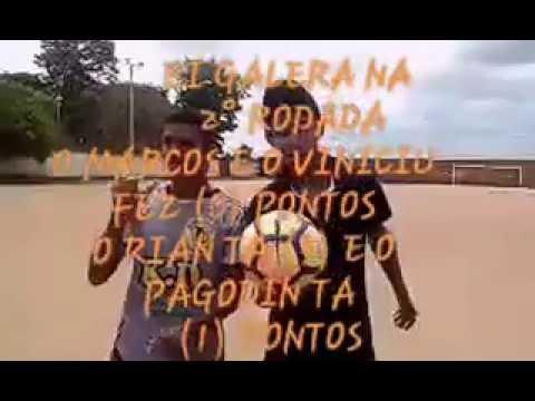DESAFIO DO DOIS TOQUES E ACERTANDO O ALVO! PARTE1