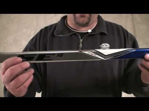 Easton Synergy SE16 Composite Hockey Stick Review