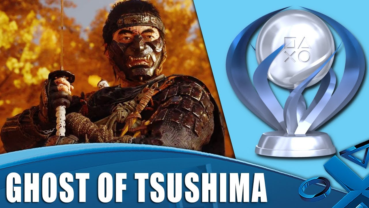 Ghost Of Tsushima - Platinum Trophy