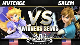 MuteAce (Peach) vs Liquid MVG | Salem (Link) - Ultimate Winners Semis - SC United