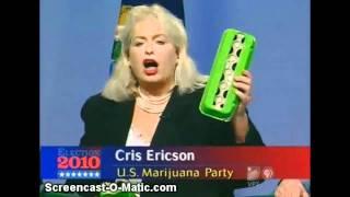 Cris Ericson on the legalization of marijuana in California