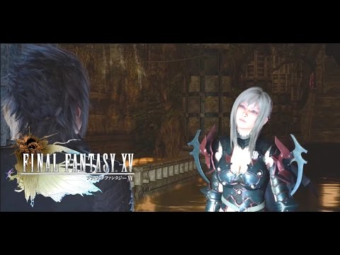 Final Fantasy XV (Party Of Three) Locate The Mythril Ore