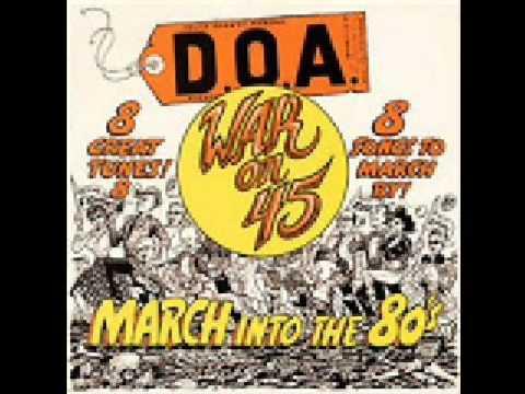D.O.A. -- War