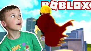 I'M ON THE MISSION TO SAVE THE WORLD!!! ROBLOX HEROES OF ROBLOXIA (MISSION 1-2)