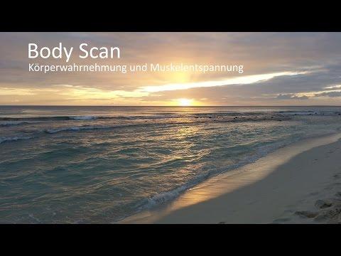 Body Scan - PME - Körperwahrnehmung & Muskelentspannung - herrlich entspannt einschlafen