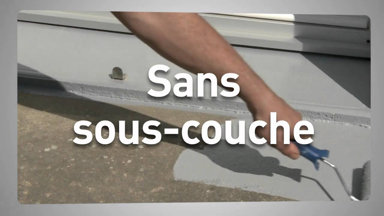 Peinture sol ultra r sist sol dulux valentine youtube for Peut on peindre un carrelage de sol
